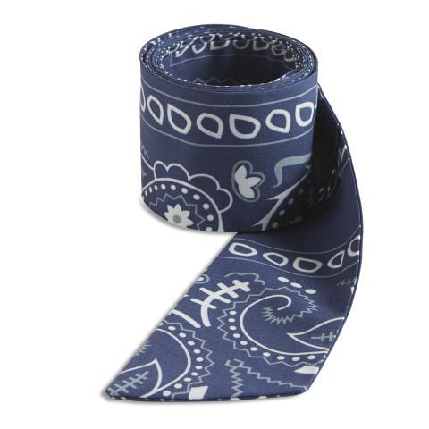 Nastro bandana blu
