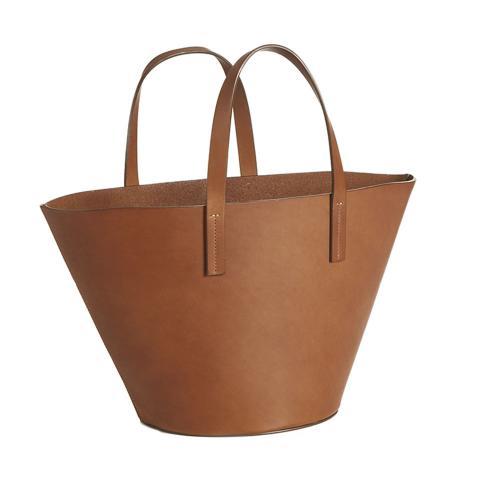 La cesta - leather