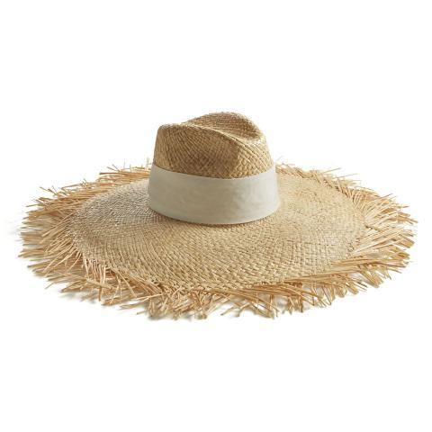 Big-Fringe-fascia-bianca-cappello-di-paglia-personalizzato-montegallo