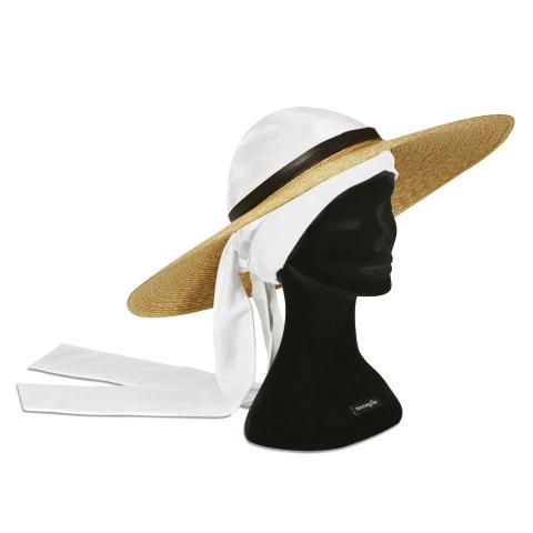 Bandana Hat nero