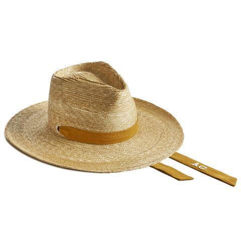 Lady-Bogart-nastro-senape-fronte-cappello-di-paglia-personalizzato-montegallo