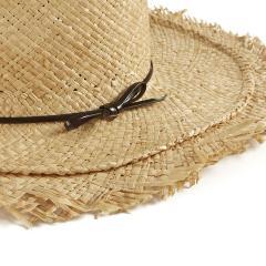 Texan-Fringe-dettaglio-cappello-di-paglia-montegallo