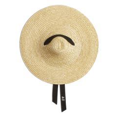 Dulì-nastro-nero-cappello-di-paglia-donna-montegallo
